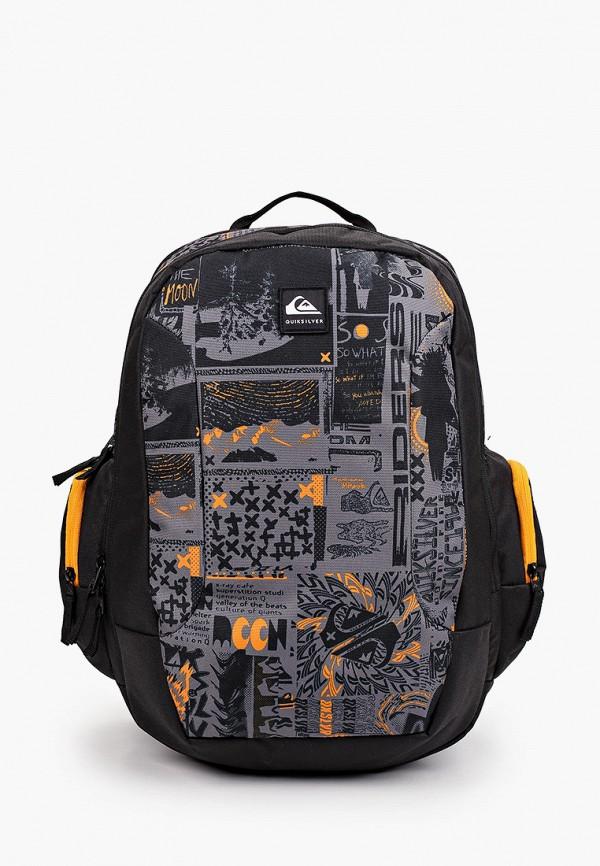 рюкзак quiksilver для мальчика, черный