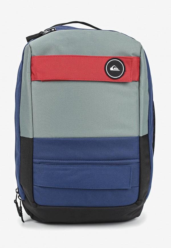 мужской рюкзак quiksilver, разноцветный