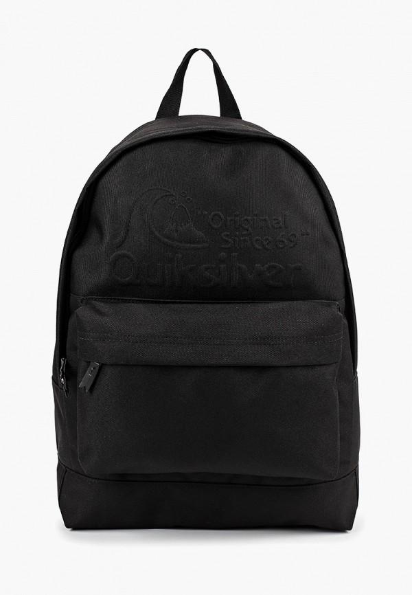 мужской рюкзак quiksilver, черный