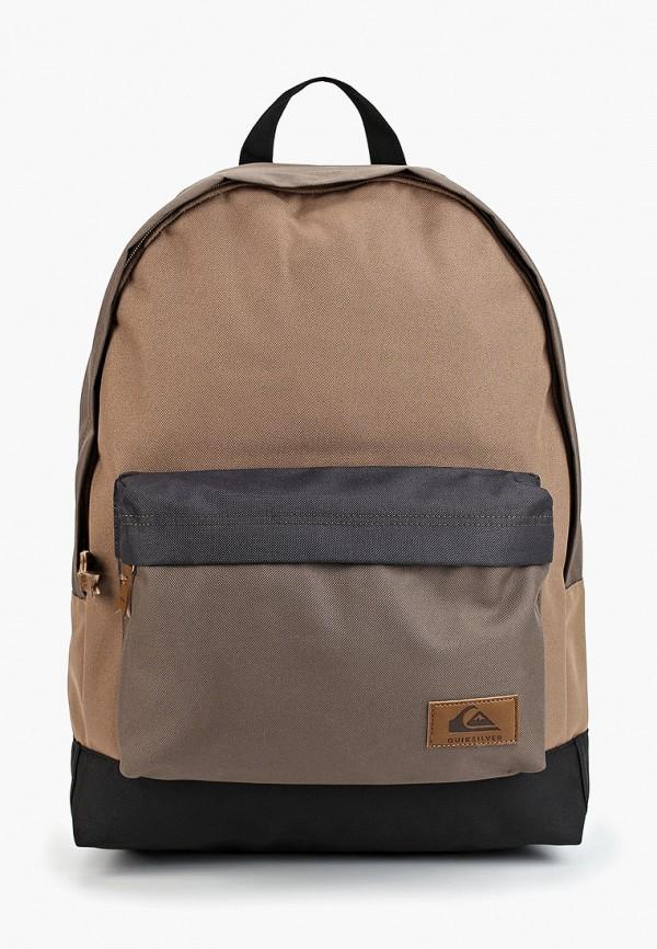 мужской рюкзак quiksilver, бежевый