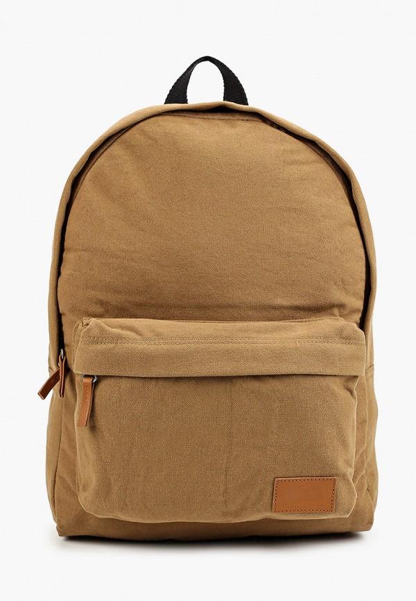 мужской рюкзак quiksilver, коричневый