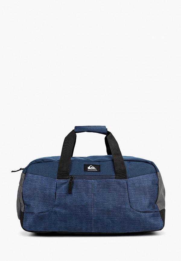 мужская дорожные сумка quiksilver, синяя