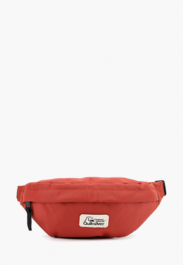 мужская сумка quiksilver, красная