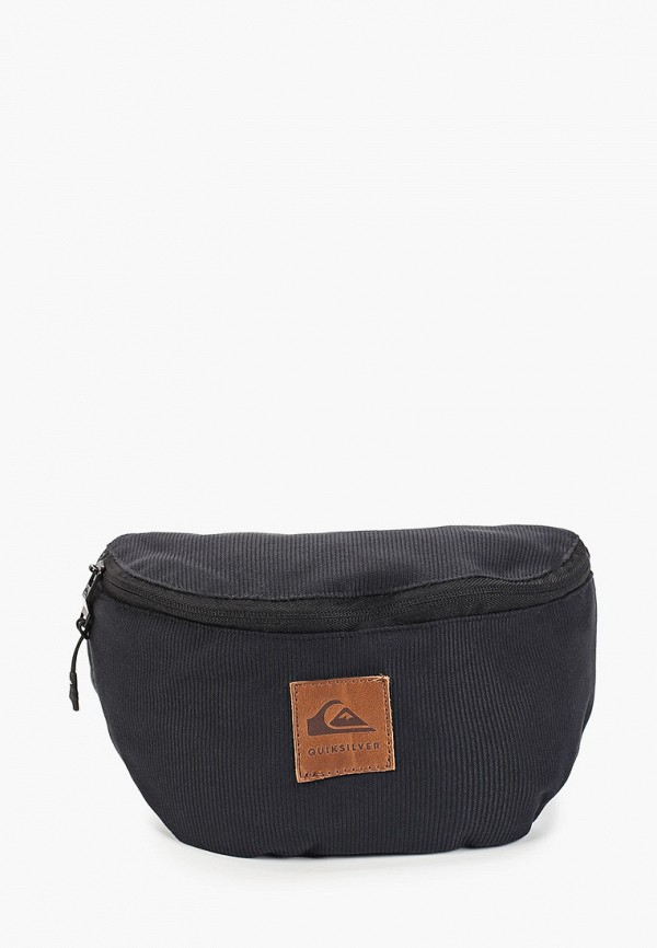 мужская поясные сумка quiksilver, черная