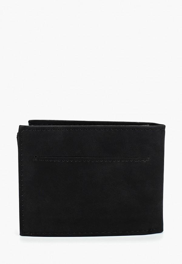 Фото 2 - мужской кошелек или портмоне Quiksilver черного цвета