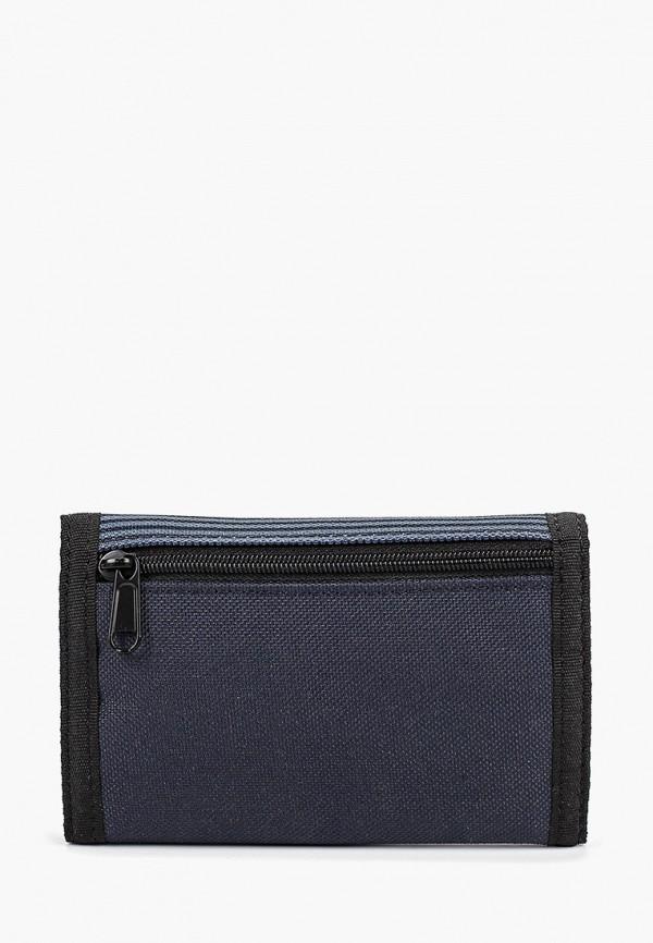 Фото 2 - мужской кошелек или портмоне Quiksilver синего цвета