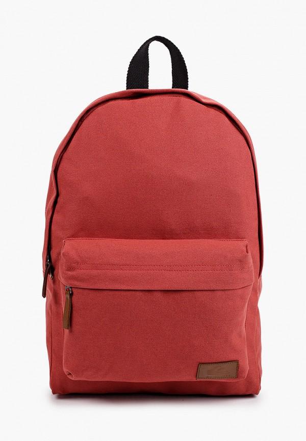 мужской рюкзак quiksilver, красный