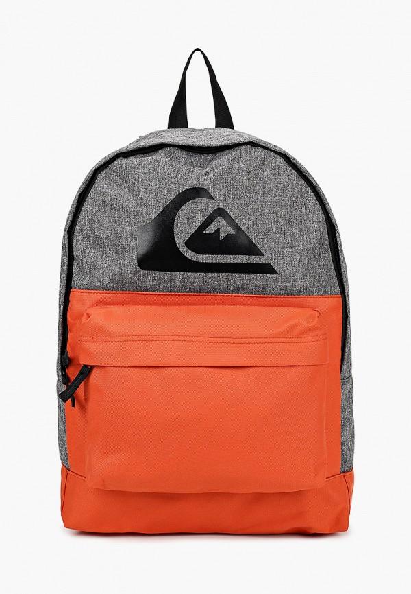 мужской рюкзак quiksilver, оранжевый