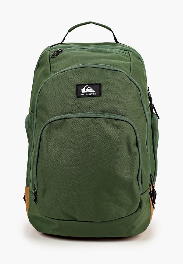 мужской рюкзак quiksilver, зеленый