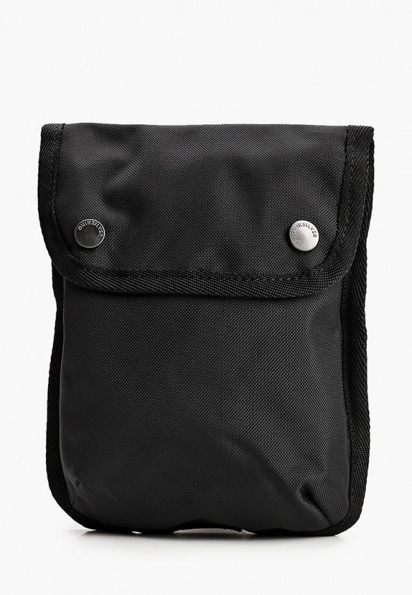 мужская сумка quiksilver, черная