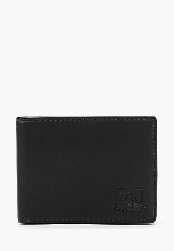 мужской кошелёк quiksilver, черный