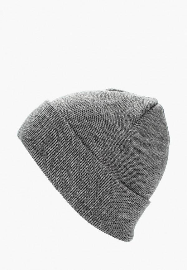 Купить Шапка Quiksilver, qu192cmvnw83, серый, Осень-зима 2018/2019