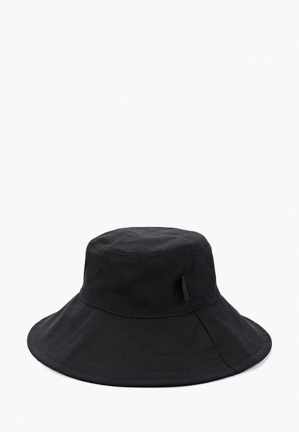 женская панама quiksilver, черная