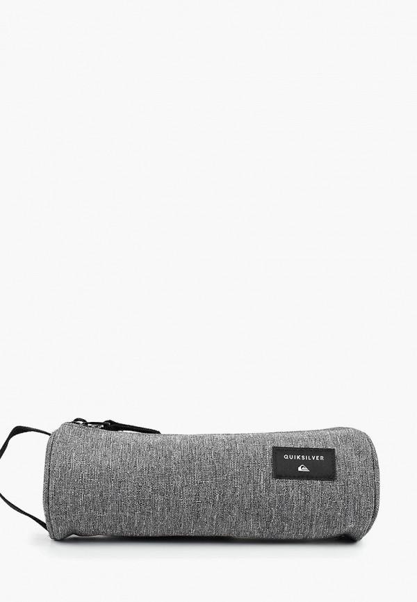 Купить Пенал Quiksilver, QU192DMCFFV4, серый, Осень-зима 2018/2019
