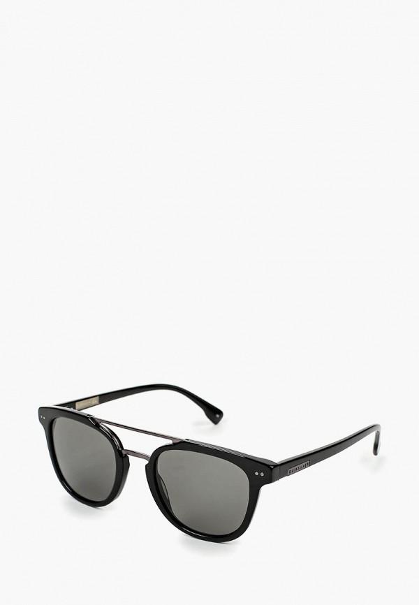 мужские круглые солнцезащитные очки quiksilver, черные
