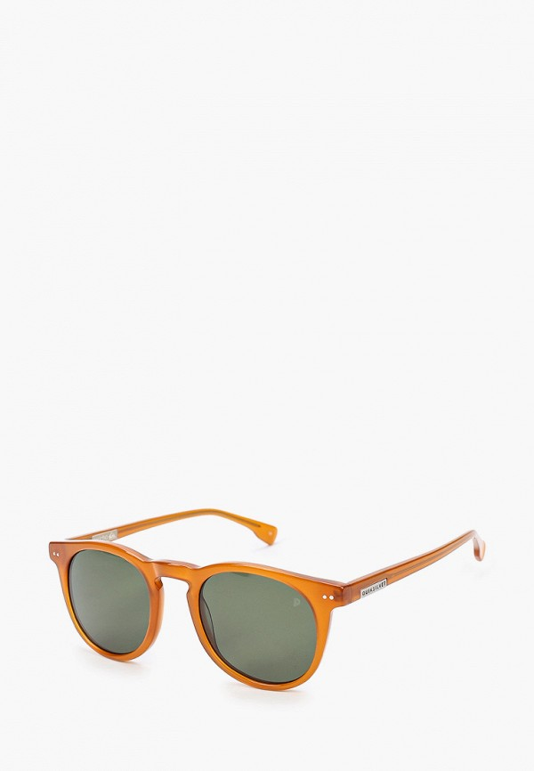 мужские солнцезащитные очки quiksilver, коричневые