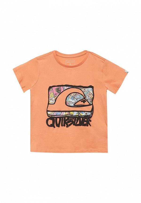 Футболка Quiksilver Quiksilver QU192EBAKCK2 футболка quiksilver quiksilver qu192ematvu1