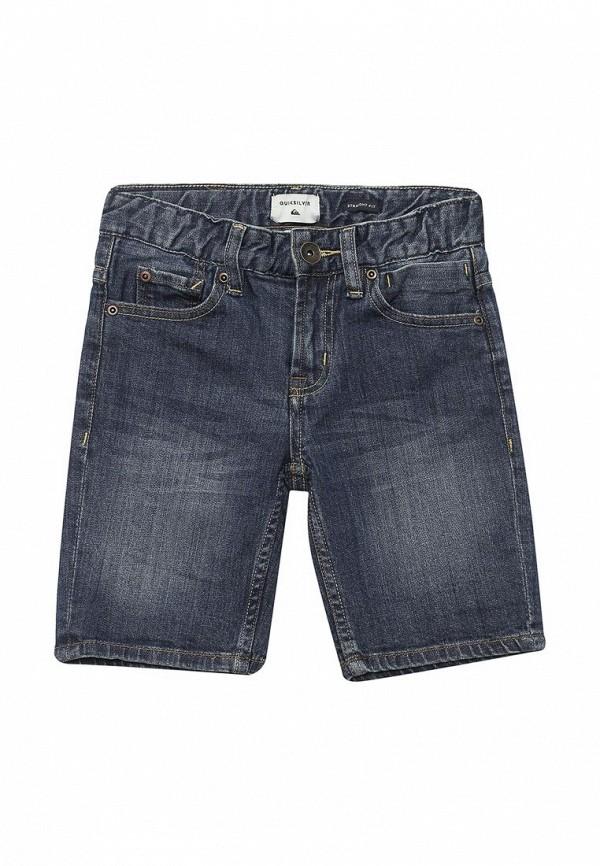Шорты джинсовые Quiksilver Quiksilver QU192EBAKCK8 шорты классические детские quiksilver delushorawyou elmwood