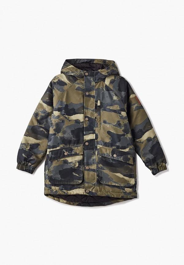 купить Куртка утепленная Quiksilver Quiksilver QU192EBCFFJ0 по цене 7490 рублей