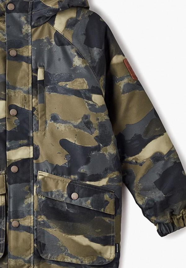 Куртка для мальчика утепленная Quiksilver EQBJK03163 Фото 3