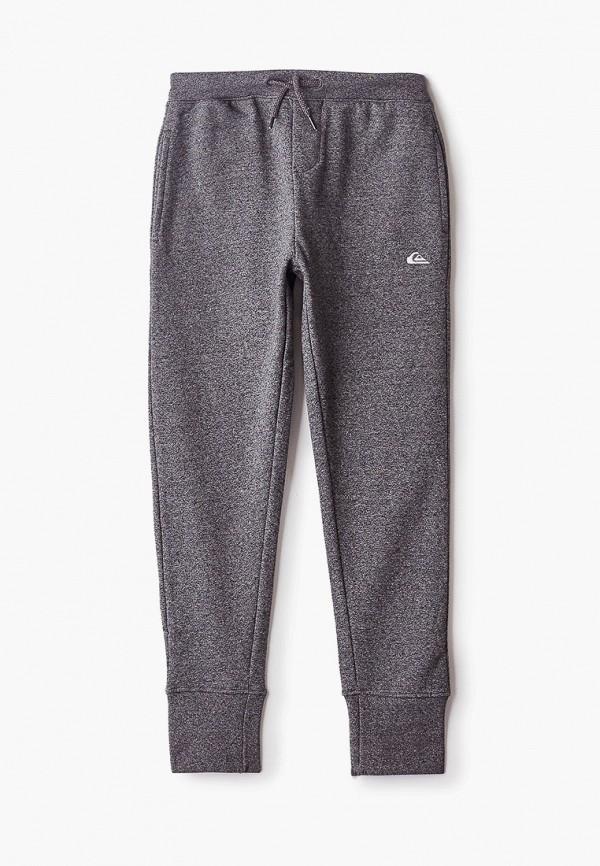 спортивные спортивные брюки quiksilver для мальчика, серые