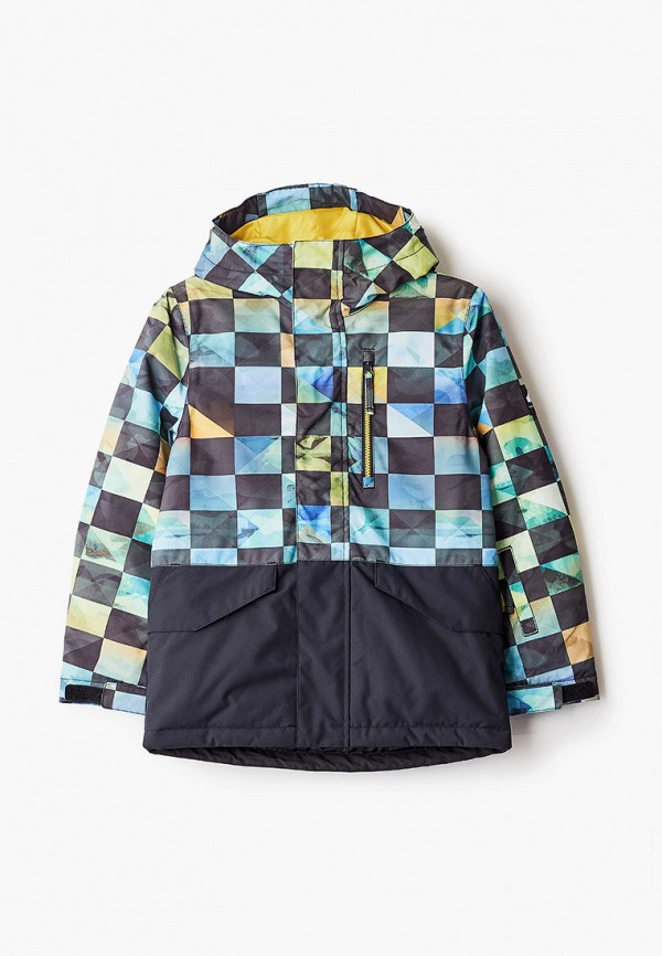 Куртка горнолыжная Quiksilver Quiksilver QU192EBFZRK0 цена