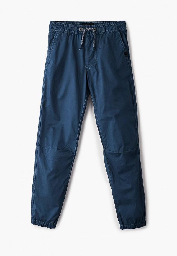 брюки quiksilver для мальчика, синие