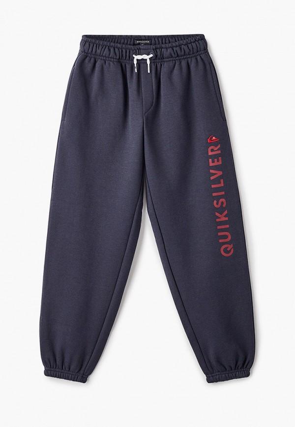 спортивные брюки quiksilver для мальчика, синие