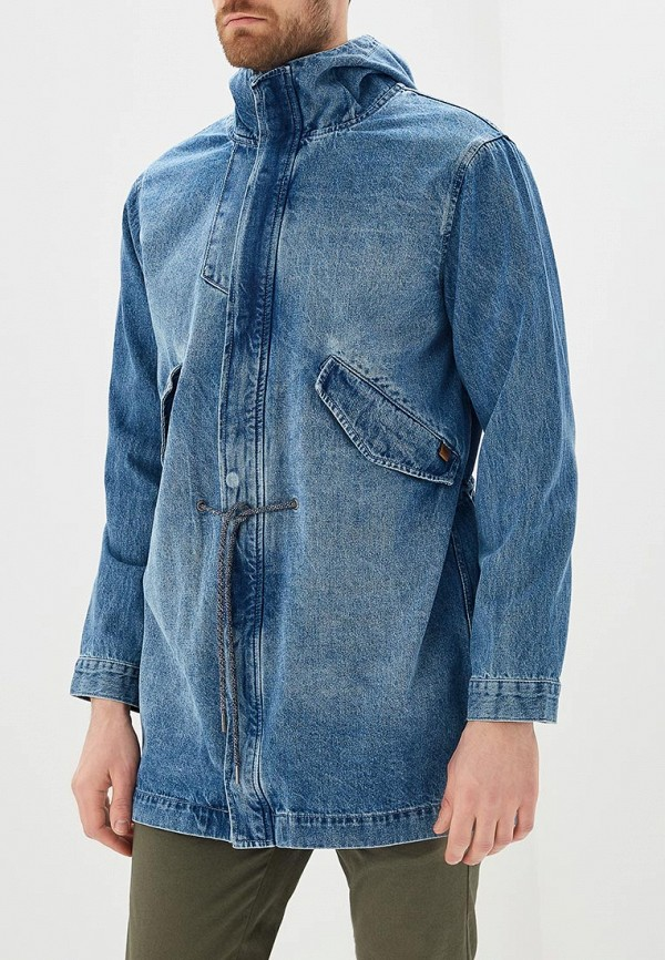 Куртка джинсовая Quiksilver Quiksilver QU192EMAKJD7 свитшот quiksilver quiksilver qu192empvc70