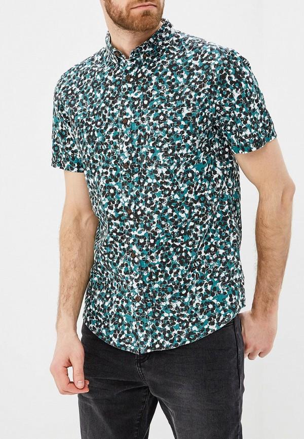 мужская спортивные рубашка quiksilver, разноцветная