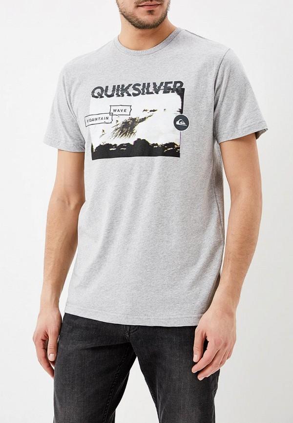 Футболка Quiksilver Quiksilver QU192EMAKJG7 футболка quiksilver quiksilver qu192empvf39