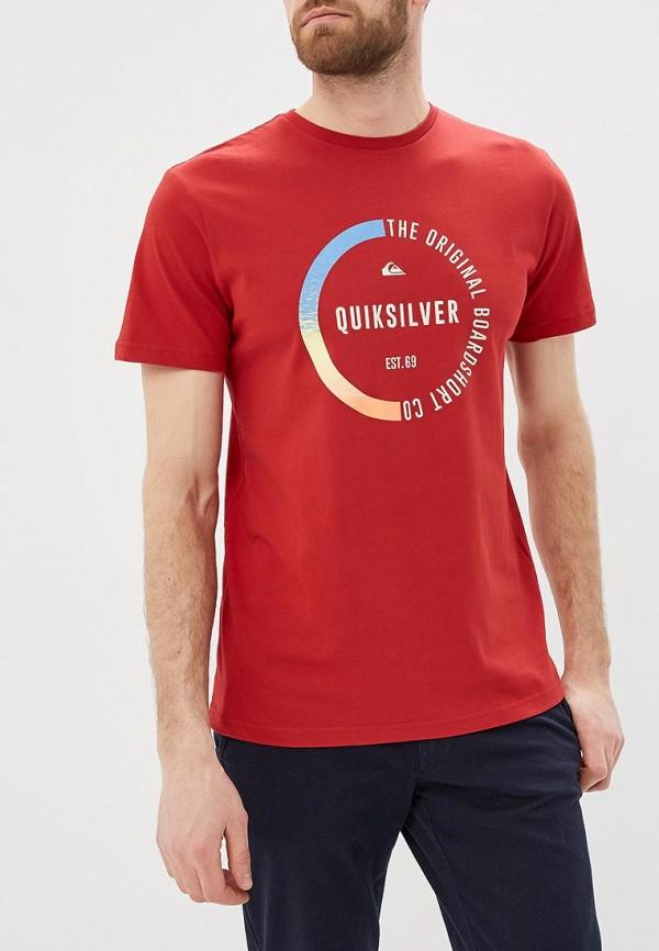 Футболка Quiksilver Quiksilver QU192EMAKJL3 футболка quiksilver quiksilver qu192emakix9