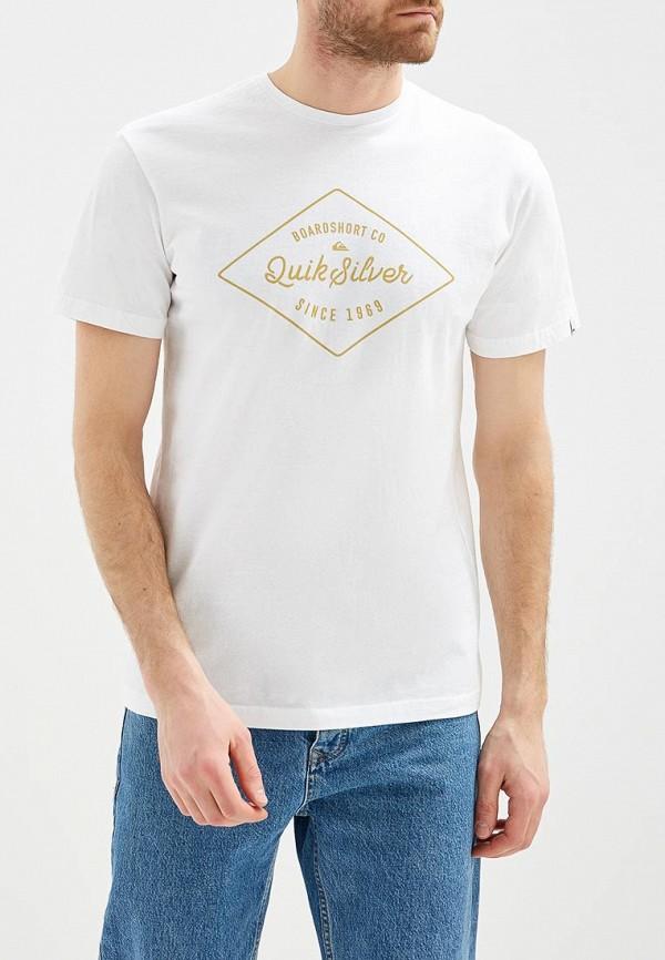 Футболка Quiksilver Quiksilver QU192EMAKJL6 футболка quiksilver quiksilver qu192empvf39
