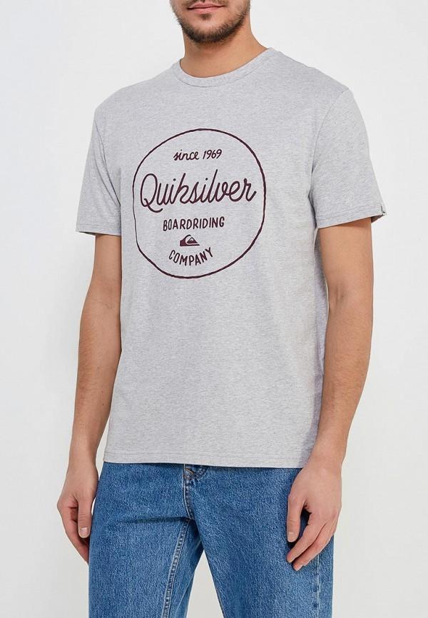 Футболка Quiksilver Quiksilver QU192EMAKJN2 футболка quiksilver quiksilver qu192empvf39