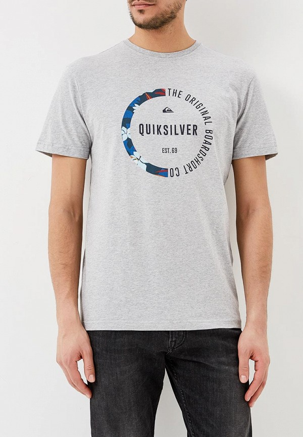 Футболка Quiksilver Quiksilver QU192EMAKJN9 футболка quiksilver quiksilver qu192ematvu1