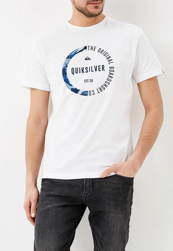 Футболка Quiksilver Quiksilver QU192EMAKJO0 футболка quiksilver quiksilver qu192emrtg36