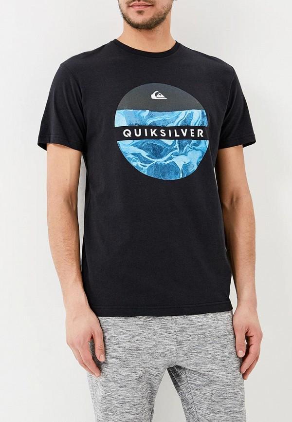 Фото - Футболка Quiksilver Quiksilver QU192EMASGV8 футболка quiksilver quiksilver qu192emakiz2