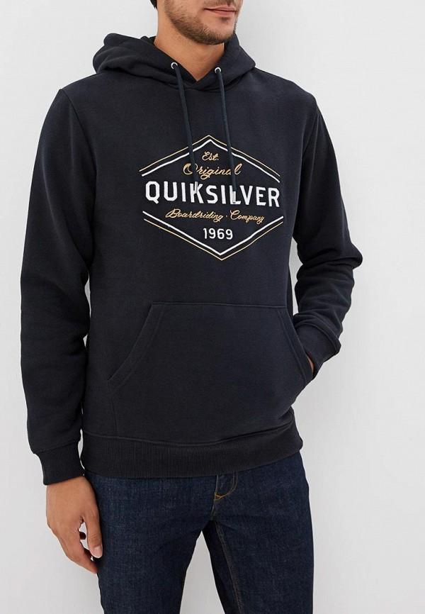 Худи Quiksilver Quiksilver QU192EMCFGC9 худи print bar skull