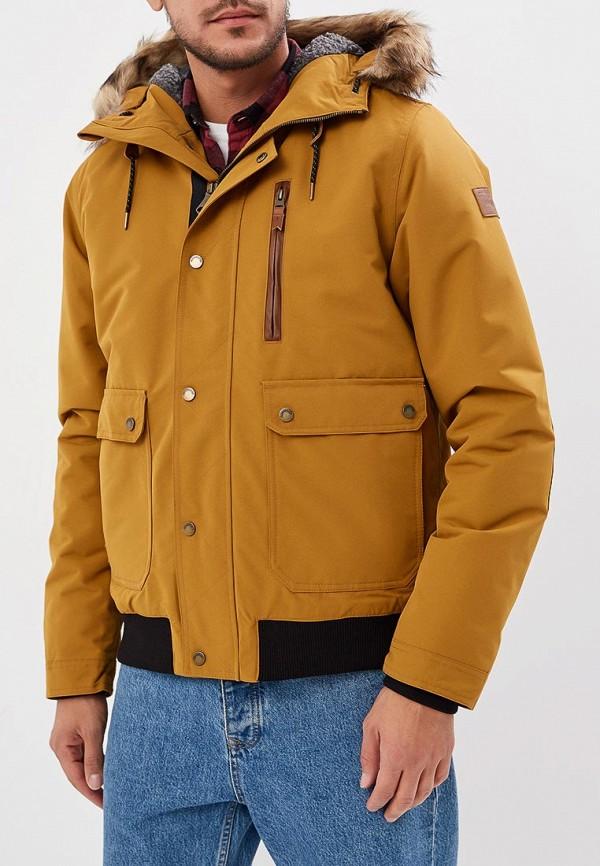 Куртка утепленная Quiksilver Quiksilver QU192EMCFGE4 поло quiksilver quiksilver qu192emcgtp4