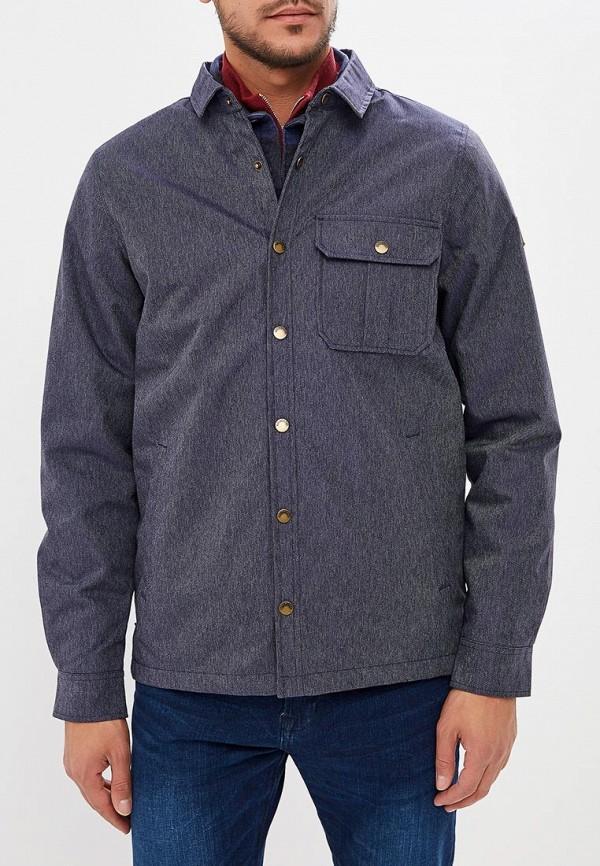 мужская куртка quiksilver, синяя