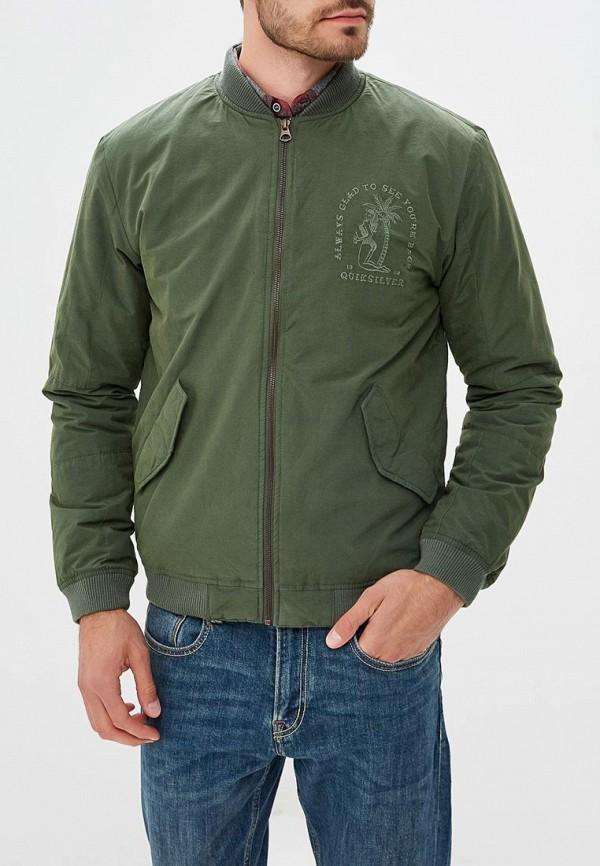 купить Куртка утепленная Quiksilver Quiksilver QU192EMCFGG9 по цене 6290 рублей