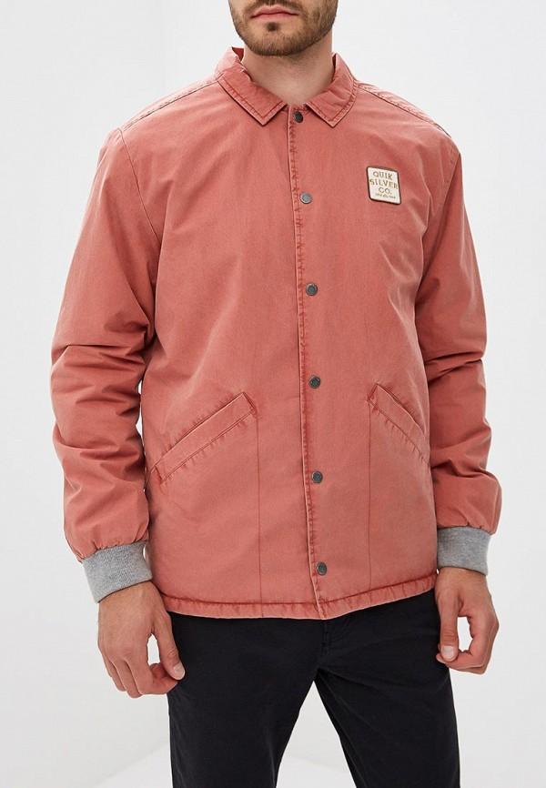 Куртка утепленная Quiksilver Quiksilver QU192EMCFGH9 куртка утепленная quiksilver quiksilver qu192emcfge3
