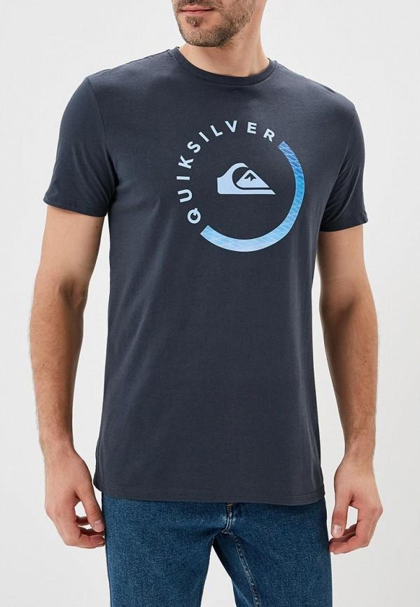Футболка Quiksilver Quiksilver QU192EMCFGK3 футболка quiksilver heatherewetpalm athletic heather