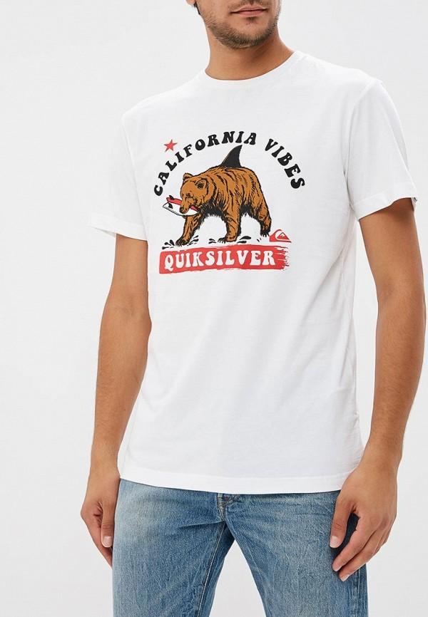 Футболка Quiksilver Quiksilver QU192EMCFGL6 футболка quiksilver quiksilver qu192emakiw4