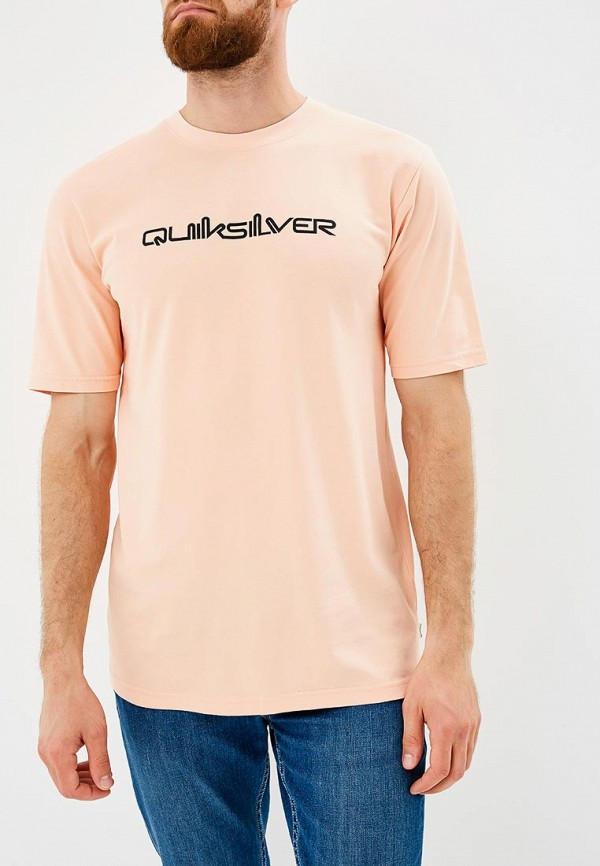 Футболка Quiksilver Quiksilver QU192EMCFGM1 футболка quiksilver quiksilver qu192emakjn5