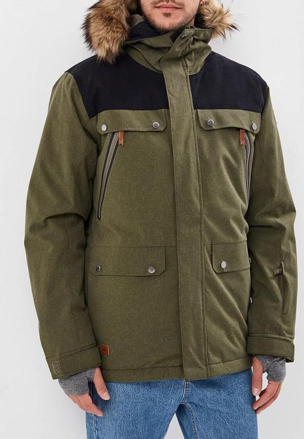 Куртка горнолыжная Quiksilver Quiksilver QU192EMCFGP6 куртка quiksilver everydaybrooks rubber