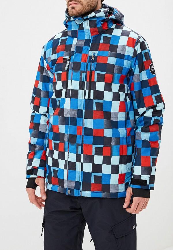 Куртка сноубордическая Quiksilver Quiksilver QU192EMCFGR0 цена