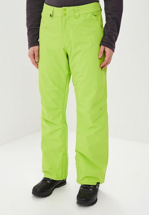 мужские брюки quiksilver, зеленые