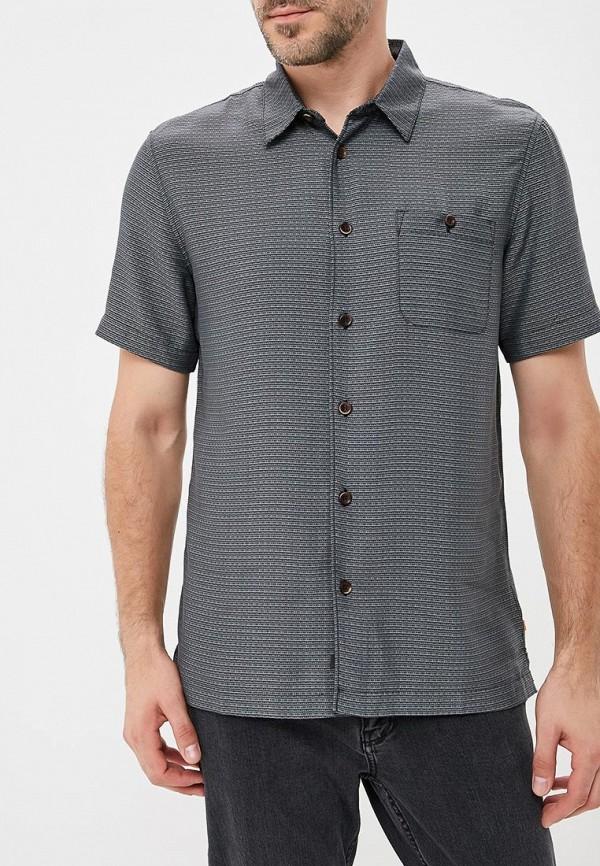 мужская спортивные рубашка quiksilver, черная