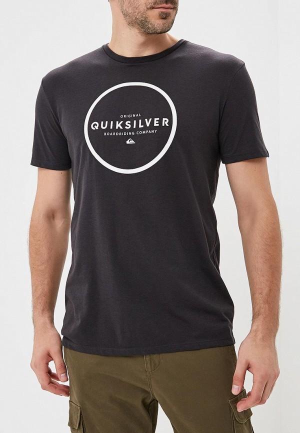 Футболка Quiksilver Quiksilver QU192EMCGVR2 quiksilver футболка quiksilver class tee sad bet tees bluefish